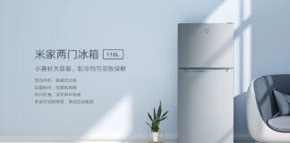 xiaomi mijia geladeira porta dupla geladeira 118 litros preço