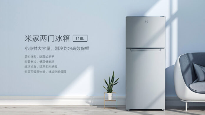 xiaomi mijia double door refrigerator frigorifero 118 litri prezzo