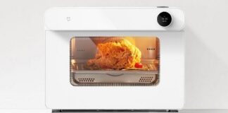 xiaomi mijia smart forno a vapor multi-cozinhar preço forno a vapor