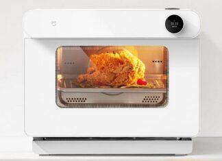 xiaomi mijia smart steaming oven forno a vapore multi cottura prezzo