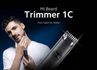 xiaomi barbeador elétrico mi barbeador aparador 1c preço