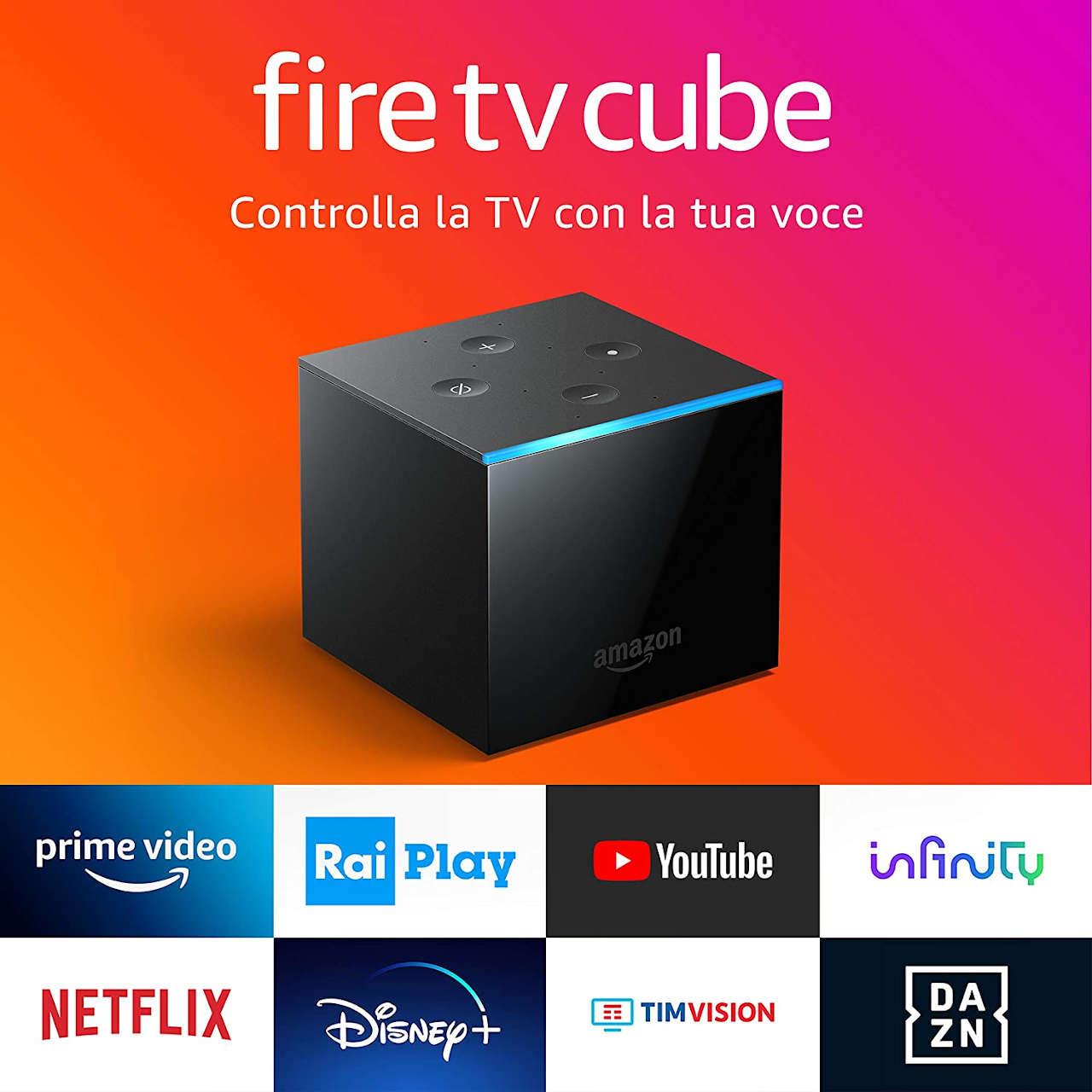 amazon fire cube