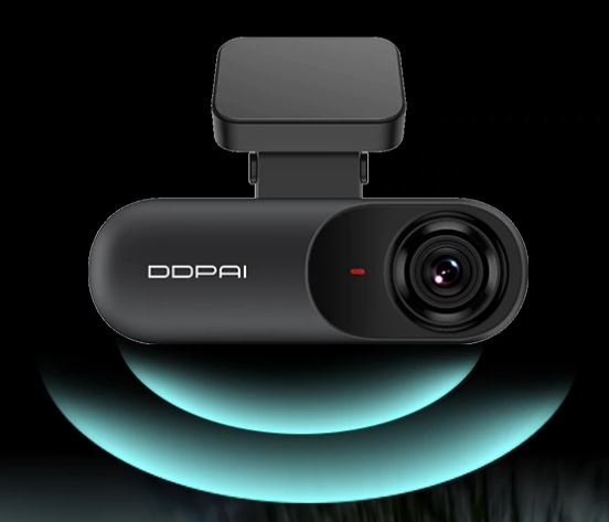 DDPAI Dash Cam Mola N3 – AliExpress