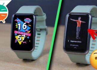 Huawei horloge passen