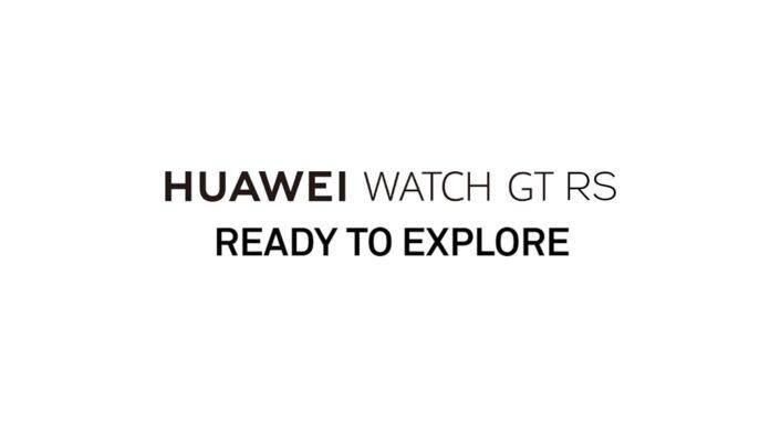 huawei watch gt rs