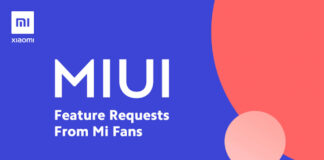 miui 12 feature requests from mi fans