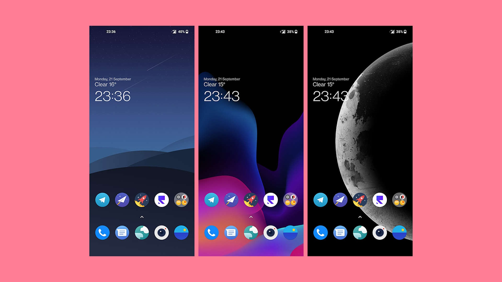 How To Install Oppo S Coloros Live Wallpaper On Any Android Download Gizchina It