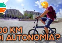 Fiido D11 revisión bicicleta eléctrica china autonomía precio motor características italia