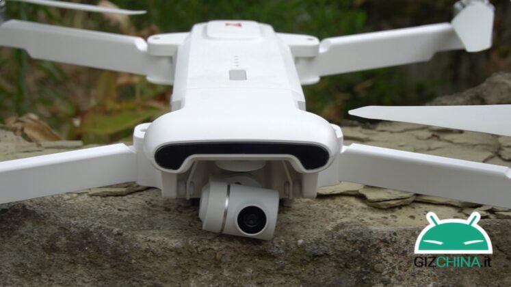Recensione drone xiaomi FIMI X8 SE 2020 sample video foto photo review prezzo italia