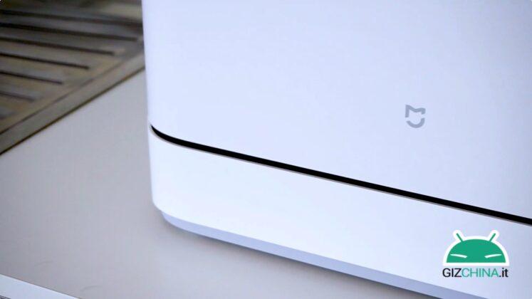 Recensione lavastoviglie smart Xiaomi Mijia VDW0401M prezzo spazio prestazioni consumi italia