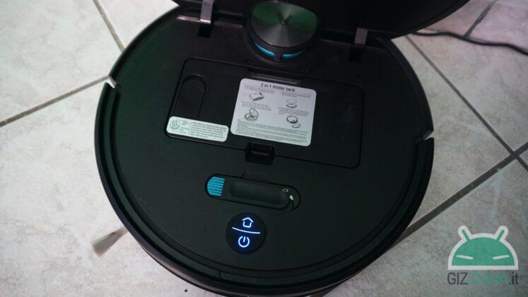 Avaliação do aspirador de pó robô xiaomi viomi v3