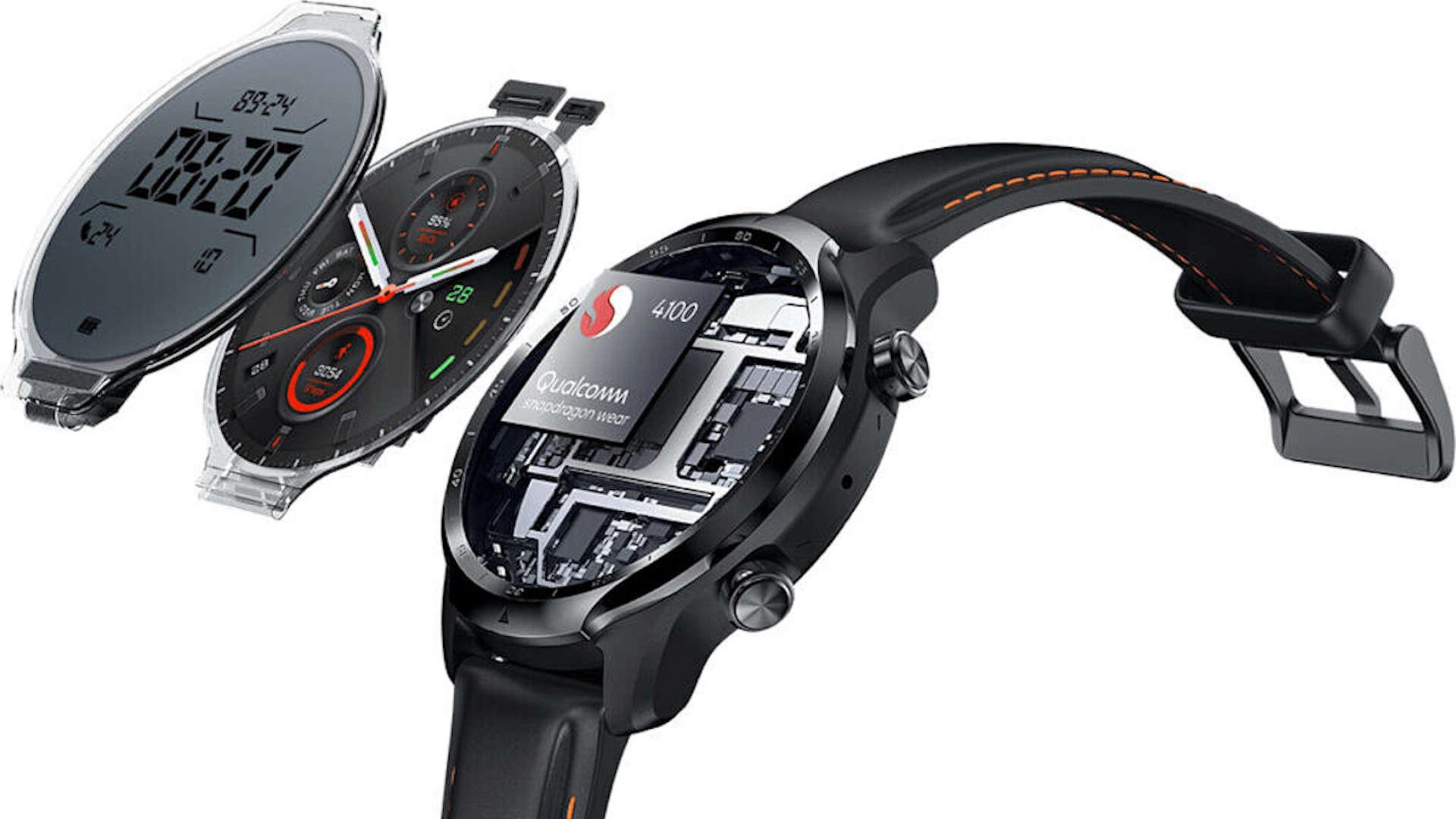 Ticwatch Pro 3 montre gps - Test & Avis - Mon GPS Avis.fr