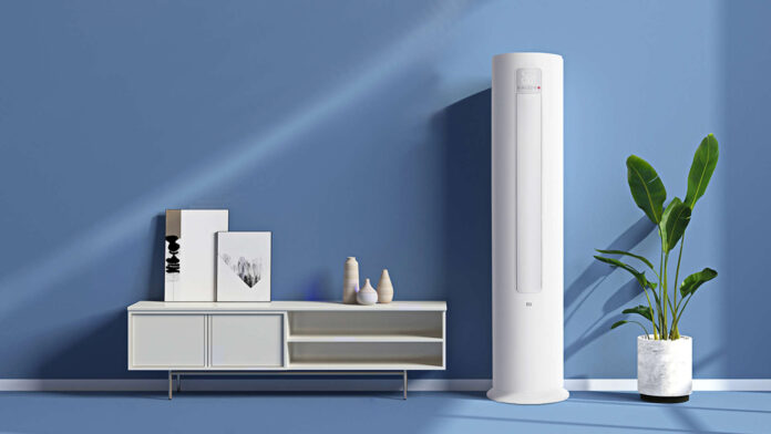 xiaomi vertical air conditioner