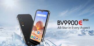 liberação de preço de especificações robustas blackview bv9900e