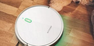 blitzwolf discount code bw-vc3 offer robot vacuum cleaner