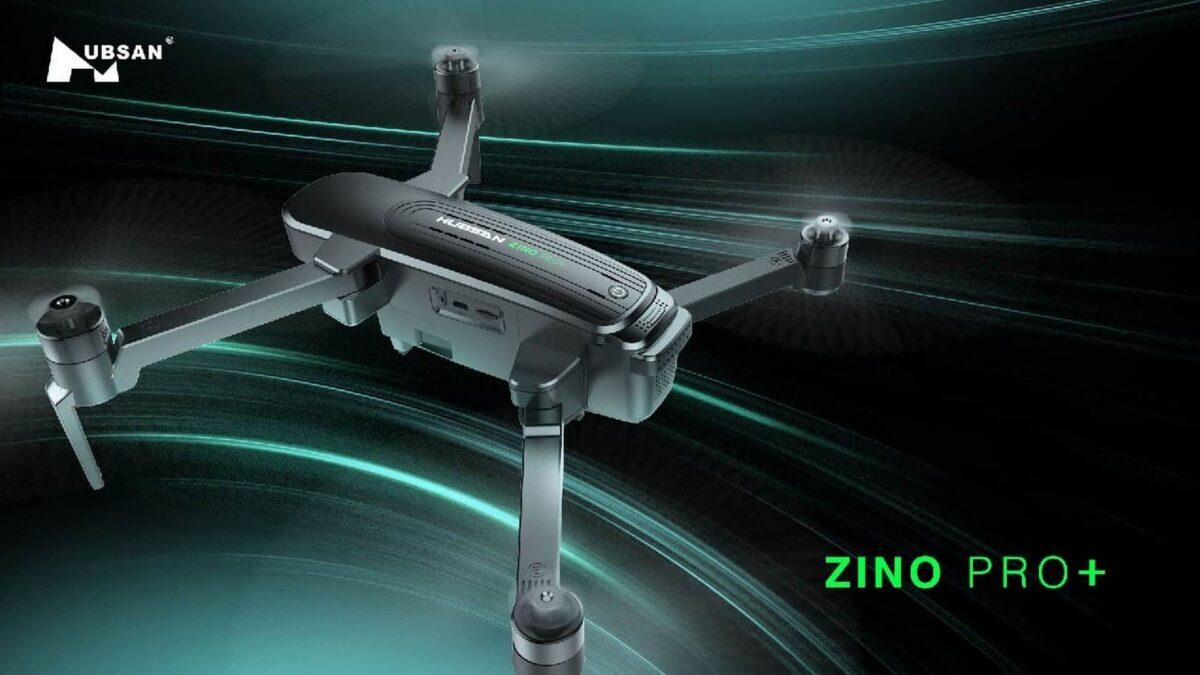Hubsan Zino Pro+ è il drone 4K da non perdere, in offerta con spedizione dall'Europa