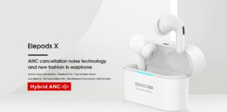 discount code elephone elepods x offer tws anc bluetooth headphones