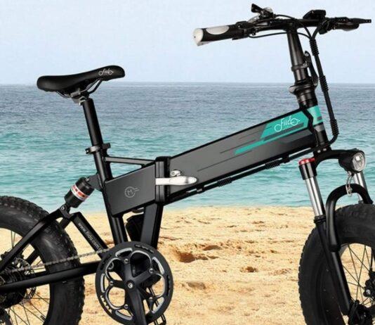 codice sconto fiido m1 offerta bici elettrica pieghevole