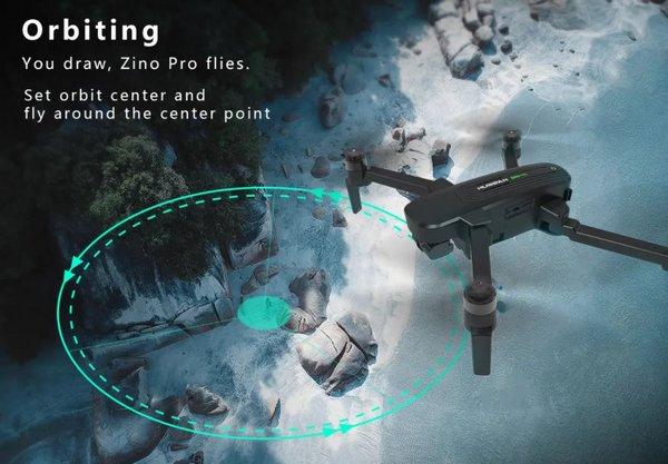 codice sconto hubsan zino pro offerta drone 4k 2