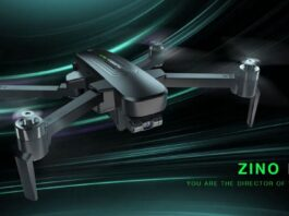 kortingscode hubsan zino pro aanbieding drone 4k