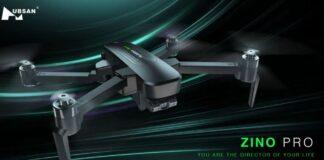 codice sconto hubsan zino pro offerta drone 4k