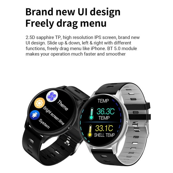 codice sconto k21 offerta smartwatch economico 2