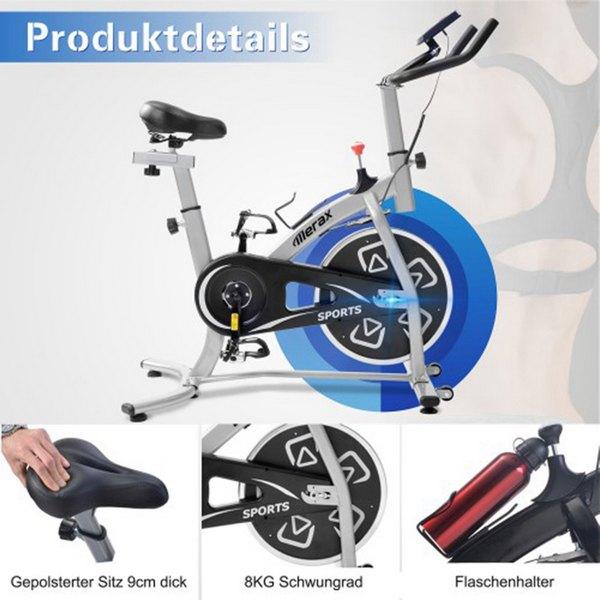 kod rabatowy rower treningowy merax oferta rower treningowy 2