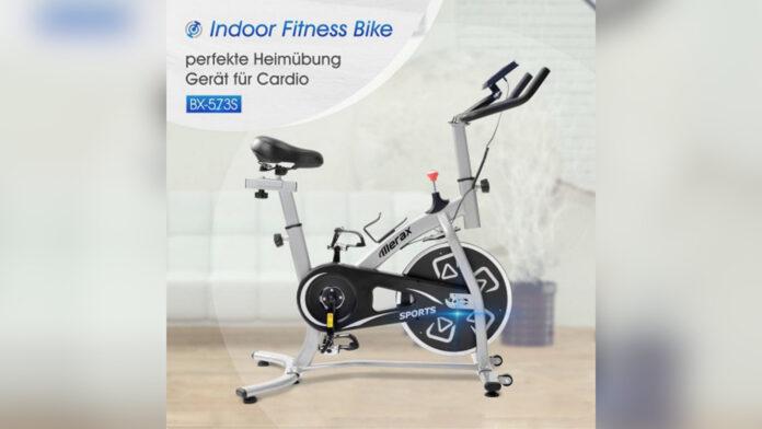 kod rabatowy rower treningowy merax oferta rower treningowy