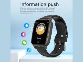 kortingscode t1 bieden goedkope smartwatch