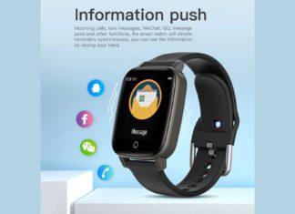 kod rabatowy t1 oferuje tani smartwatch