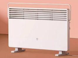 codice sconto xiaomi mijia electric heater offerta stufa elettrica