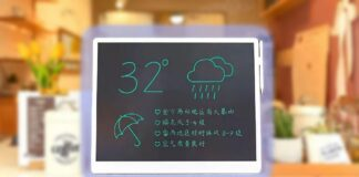Cyfrowy tablet graficzny Xiaomi Mijia
