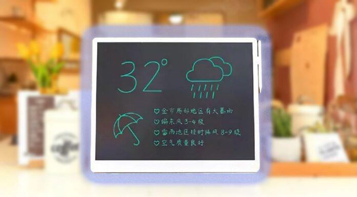 Цифровой графический планшет Xiaomi Mijia