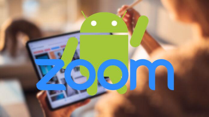 come usare sfondi virtuali android zoom