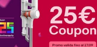 ebay coupon 25 anni sconto xiaomi redmi poco huawei