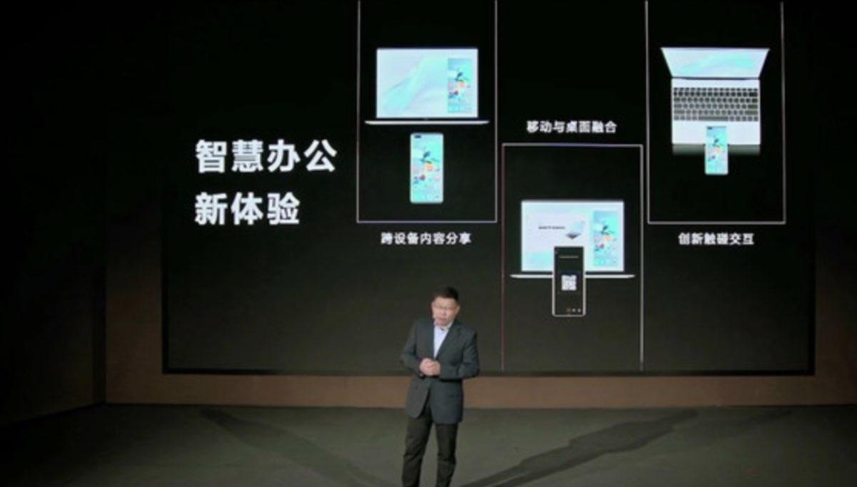 huawei harmonyos smartphone smartwatch 2021