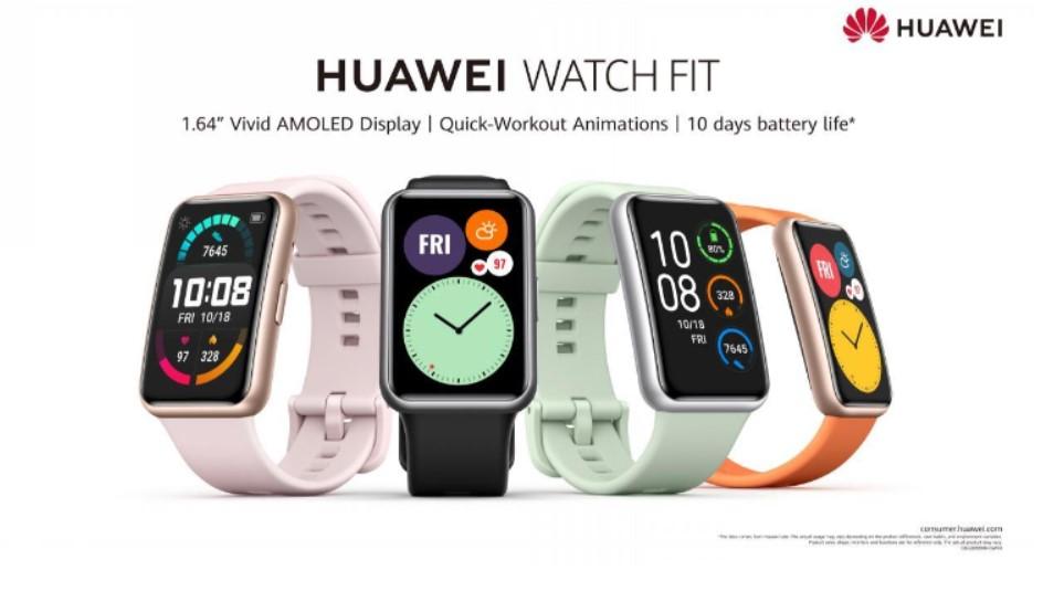 Huawei presenta due nuovi smartwatch, HUAWEI Watch GT2 Pro e Watch Fit