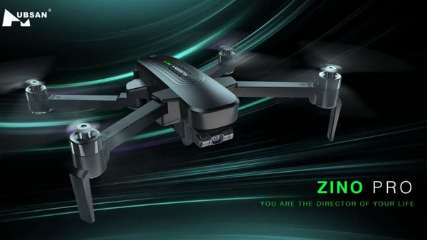 Hubsan Zino Pro drone quadricottero 4K – Banggood