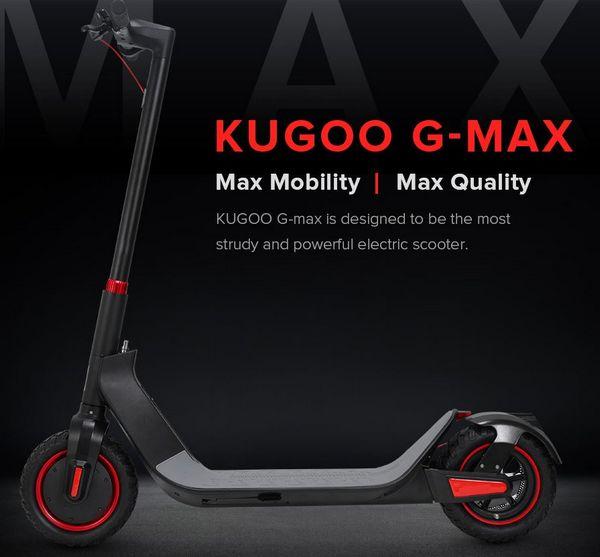 Kugoo G-Max – GeekBuying
