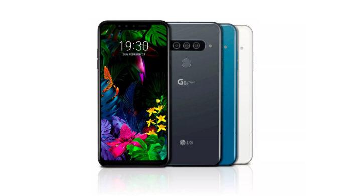 lg g8s v40 thinq aggiornamento android 10