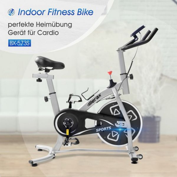 Rower treningowy Merax - rower treningowy