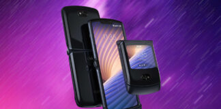 Oficjalny Motorola Razr 5G