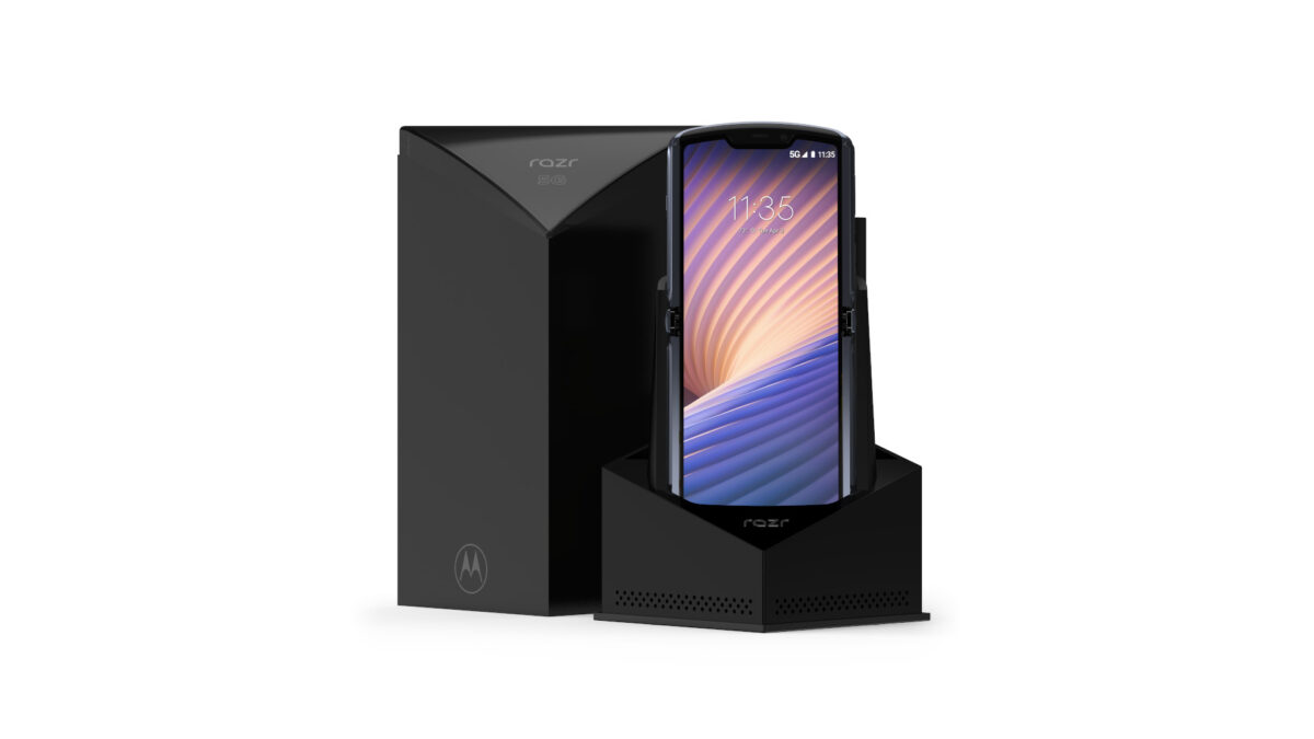Motorola Razr 5G ufficiale