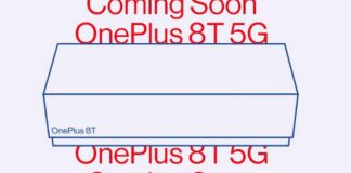 pacote de vendas oneplus 8t