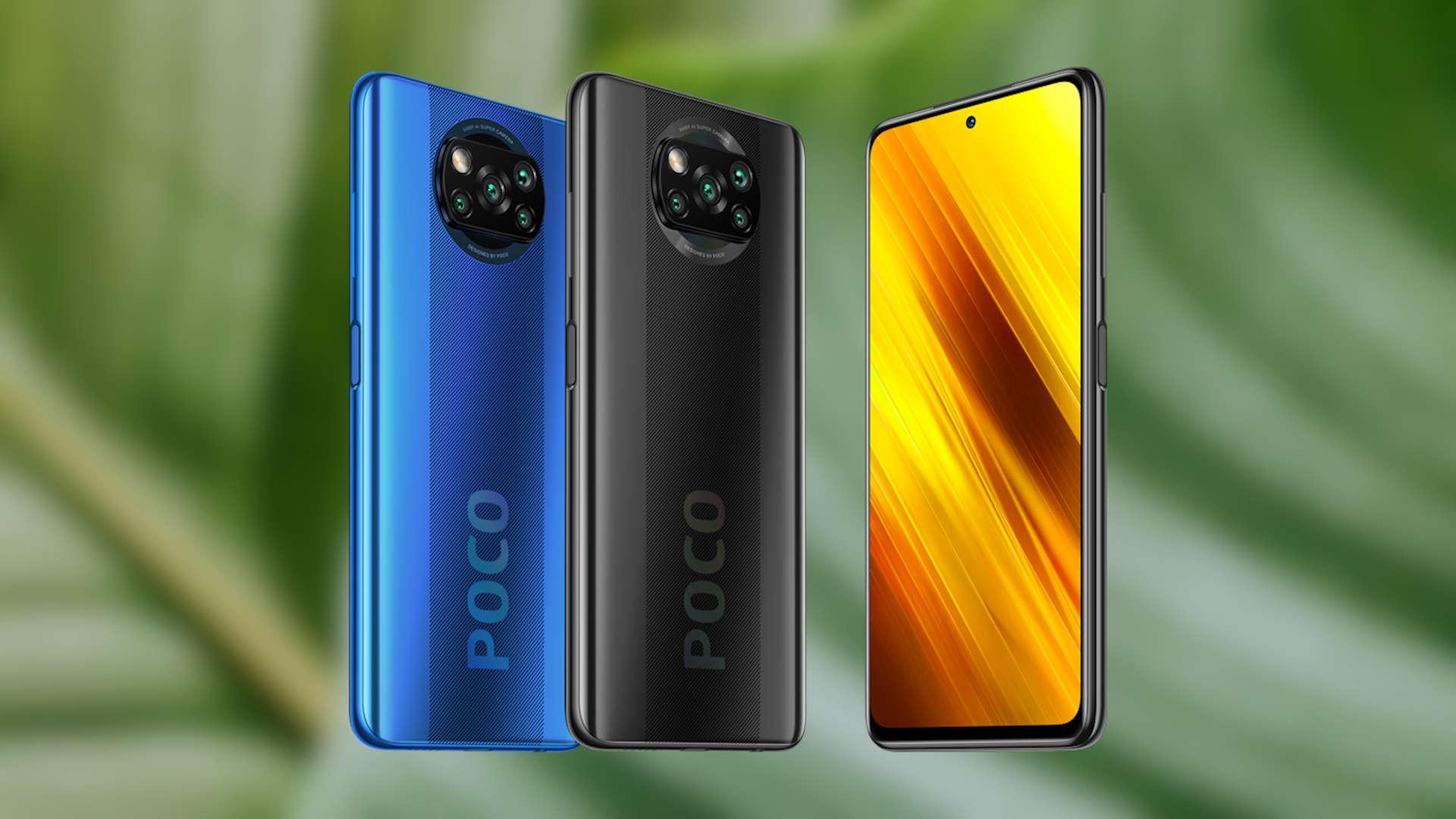 POCO X3 NFC: лучшие обложки, пленки и аксессуары - GizChina.it