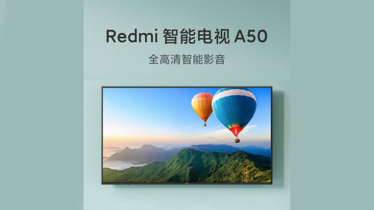 Redmi Smart TV A50