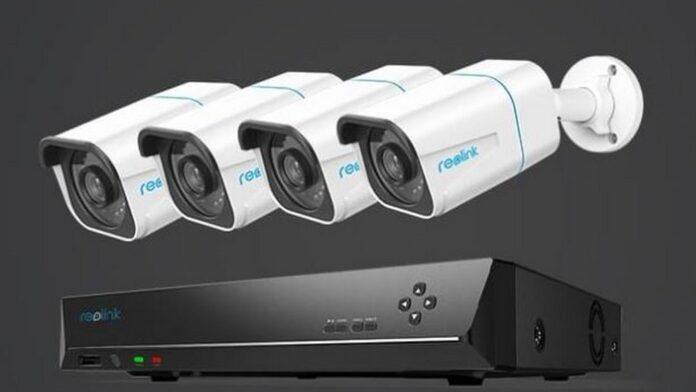 reolink telecamere sistema sorveglianza rlc rlk 510a 810a prezzo