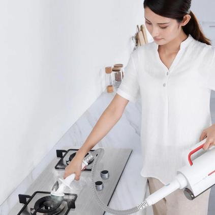 Xiaomi Deerma DEM-ZQ610 Pulitore a Vapore Multifunzione | Banggood