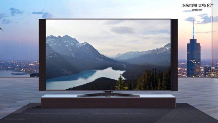 xiaomi mi tv ultra 8k smart tv 5g immagini specifiche prezzo uscita 4
