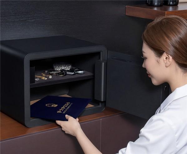 xiaomi mijia cassaforte smart safe deposit box prezzo 2